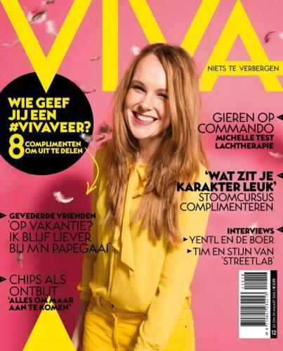 Cover VIVA, maart 2016